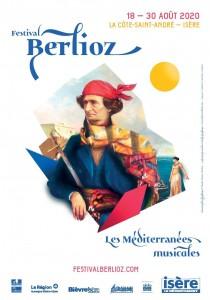 affiche Festival Berlioz 2020-la-cote-saint-andré