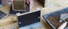 grange chevrotière artas ateliers pisé