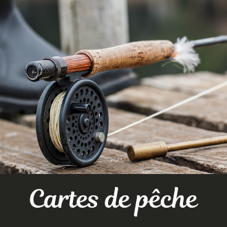 cartes de pêche bièvre isère