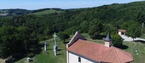 gillonnay - chapelle ND du vent